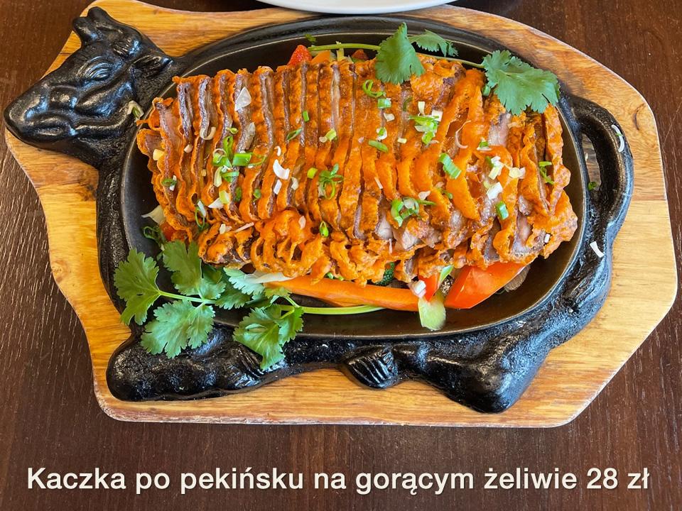 Zloty Smok Bar Orientalny